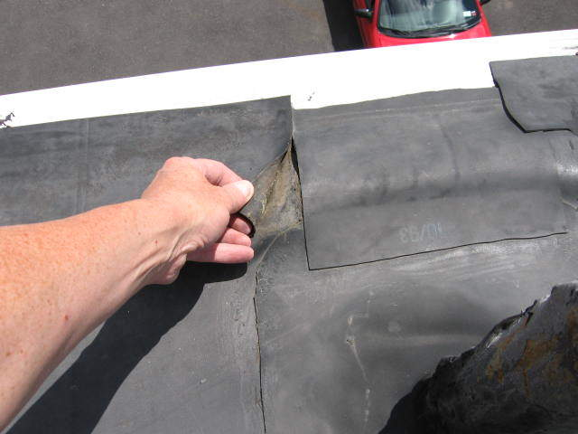 Rubber roofs flat roof repair and installation - Advantages using epdm roofing membrane ...