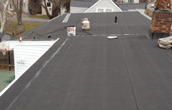 Flat roof Installation – When it comes to the choice of what rubber to use for a flat roof,