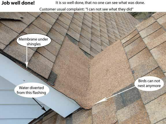 Image Result For Fix A Leaking Roof Valley
