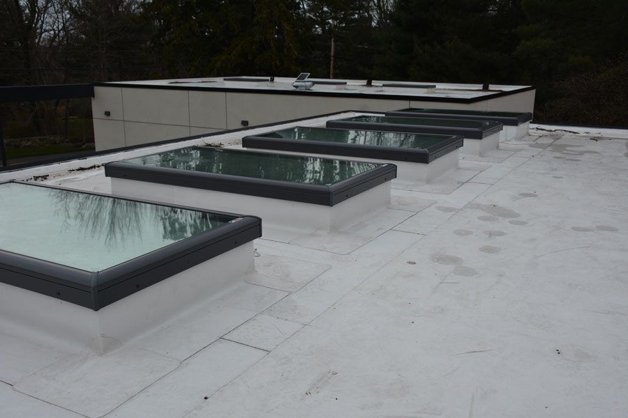 ... Membrane, By Stepping On Nails Or Screws Lying Around While Working On  Rooftop Units. Therefore, PVC Is A Costly Investment To Make For A Roof  That Will ...