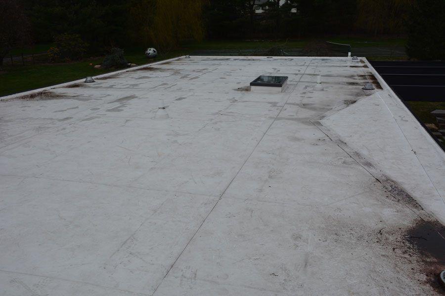 TPO Roof Membrane