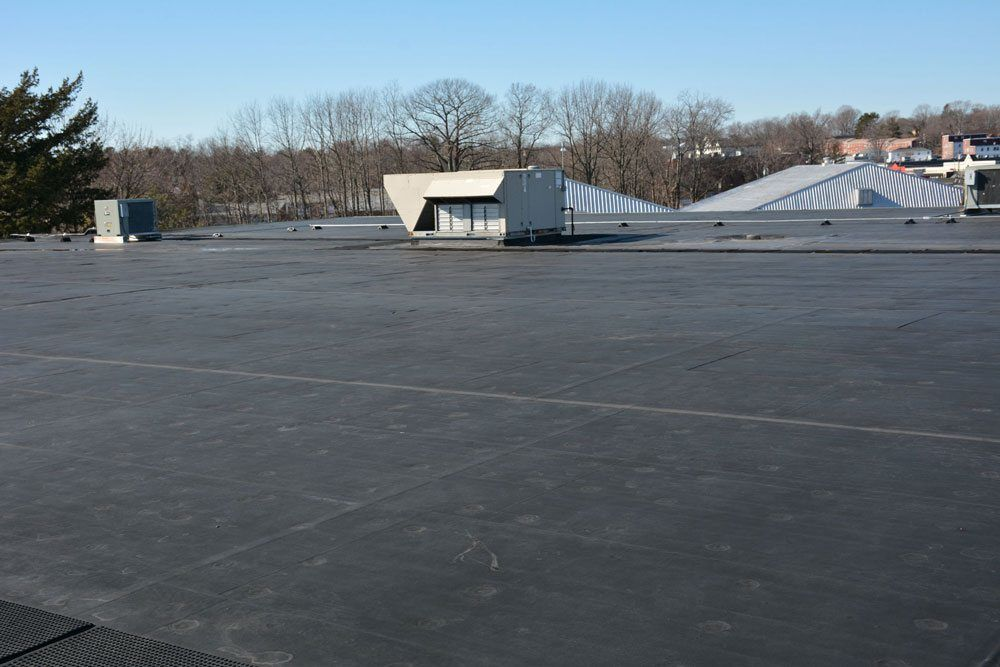 Appealing EPDM Rubber Roofing Membrane