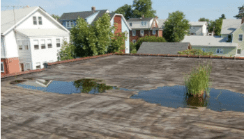 Rubber Roof Installation – Torch Down Roofing Video