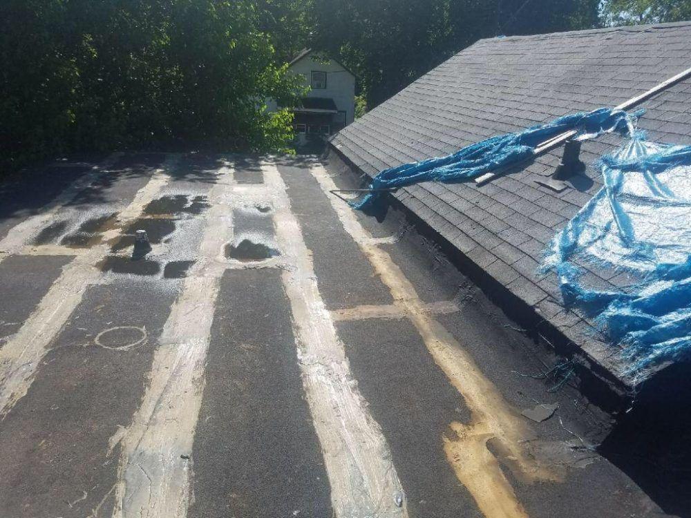 Flat Roof Illinois