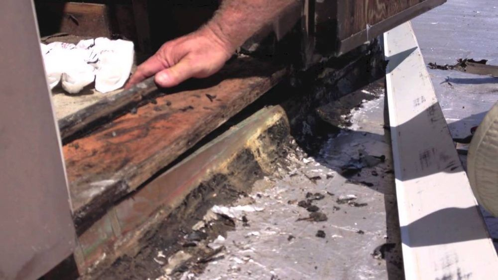 Flat Roof Flashing And Siding Causes The Most Problems