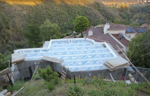 Flat-Roof-Los-Angeles-Titanium-UDL-temporary