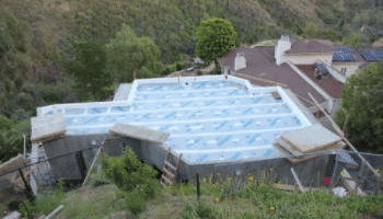 Flat Roof in Los Angeles – New Construction