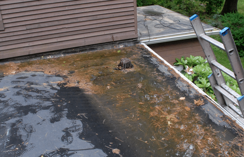 Flat Roof Drains: Commercial Installation and Drainage - Watch Video
