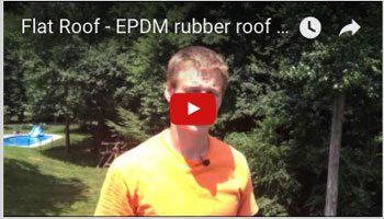 EPDM Rubber on Commercial Roofs