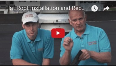 Five Commercial Flat Roof Systems Explained – Watch Video