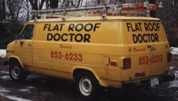 Flat-roof-Doctor-truck