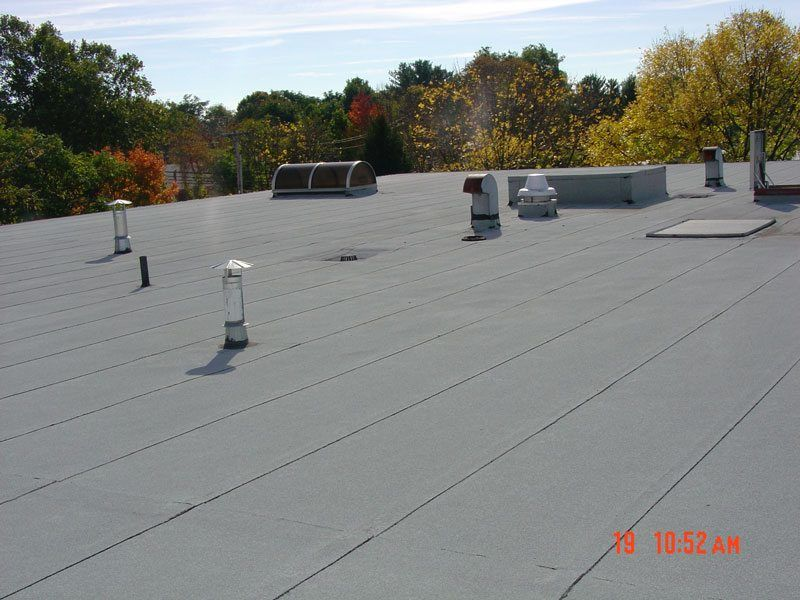 advantages two ply torch down rubber roofing - This roofing system will last 40 years and longer