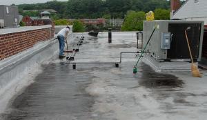Repairing-a-Modified-Bitumen-Roof
