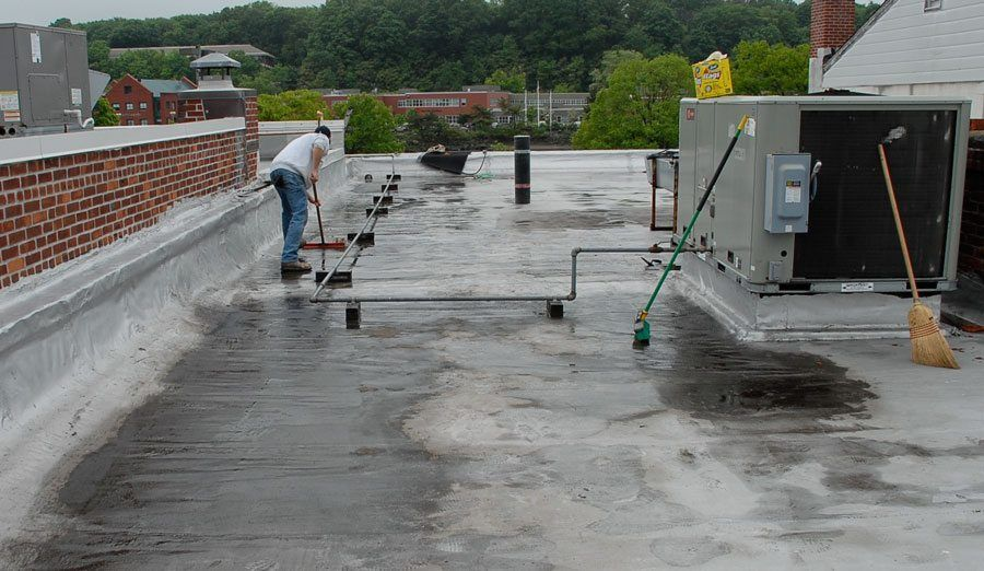 Flat Roof Repairs What Type Of Roof Do You Have Tpo
