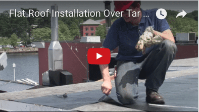 Rubber Roofing – Commercial Flat Roofs – Videos